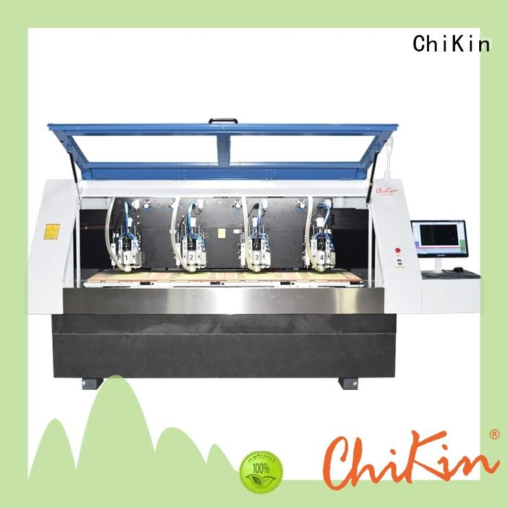 ChiKin high speed pcb milling single for industry operation