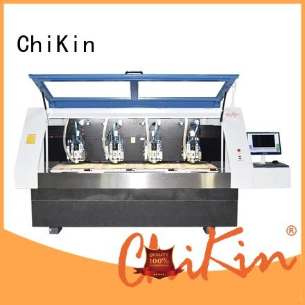 ChiKin Perfect cnc carving spindle over-heat protection for processing various materials