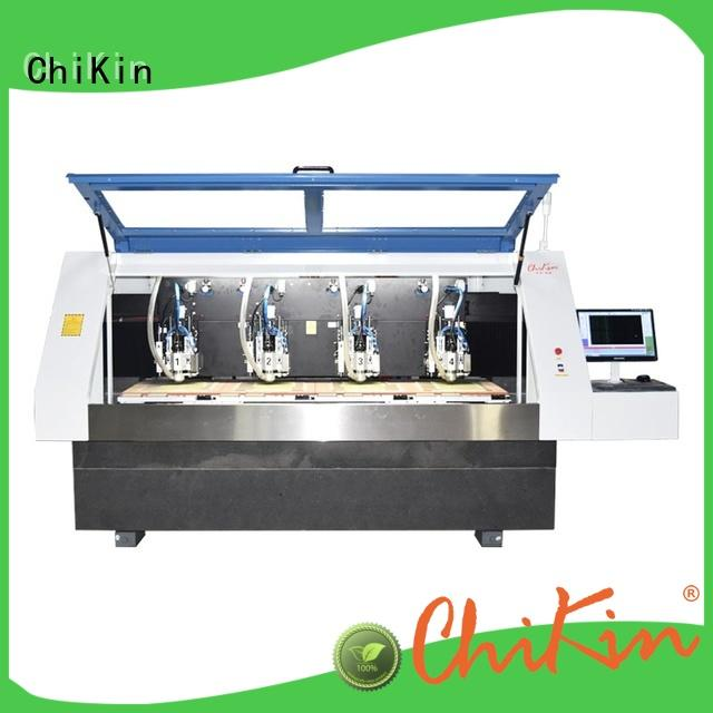 ChiKin high speed cnc carving high precision pcb manufacturing companies