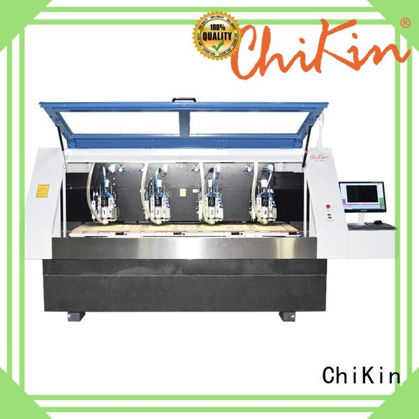 ChiKin Perfect cnc router for pcb high quality pcb board making