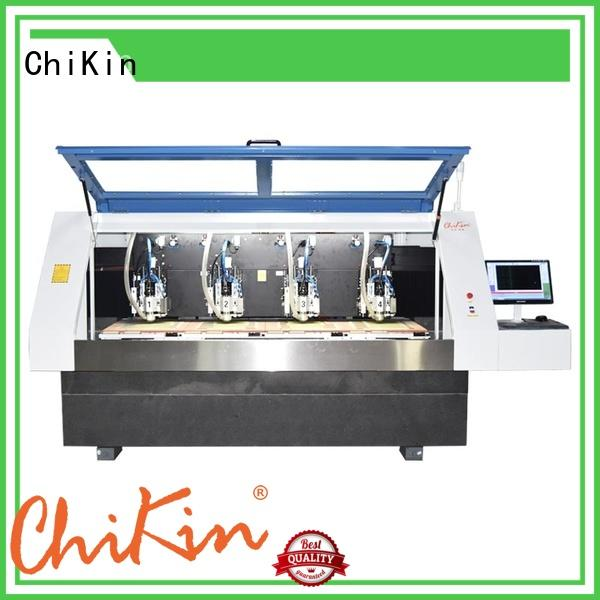 Perfect cnc router for pcb spindle high quality