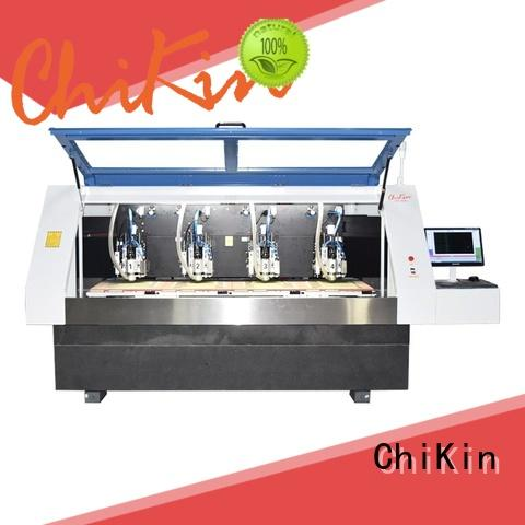 ChiKin Perfect aluminium drilling machine high precision for industry operation