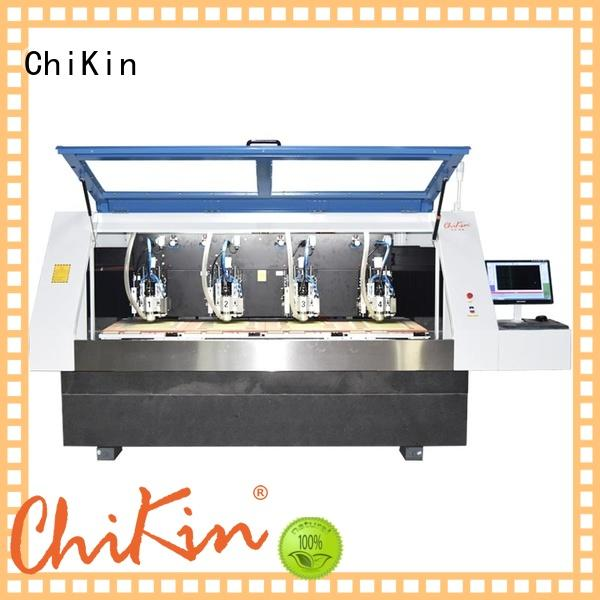 ChiKin Perfect cnc router for pcb high precision pcb board making