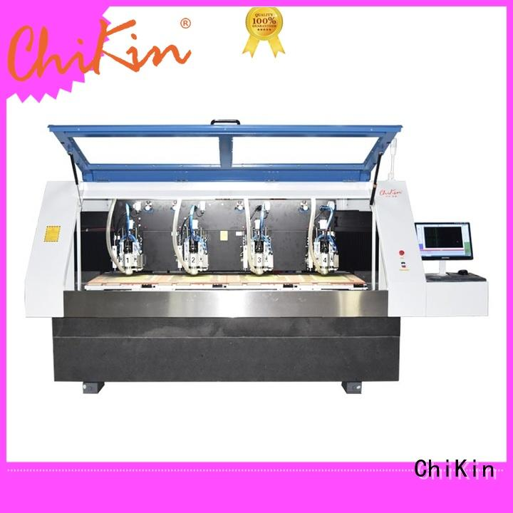 control pcb milling router for processing various materials ChiKin