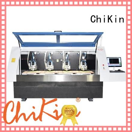 pcb making machine routing for industry operation ChiKin