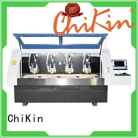 ChiKin high speed pcb cnc machine single for industry operation