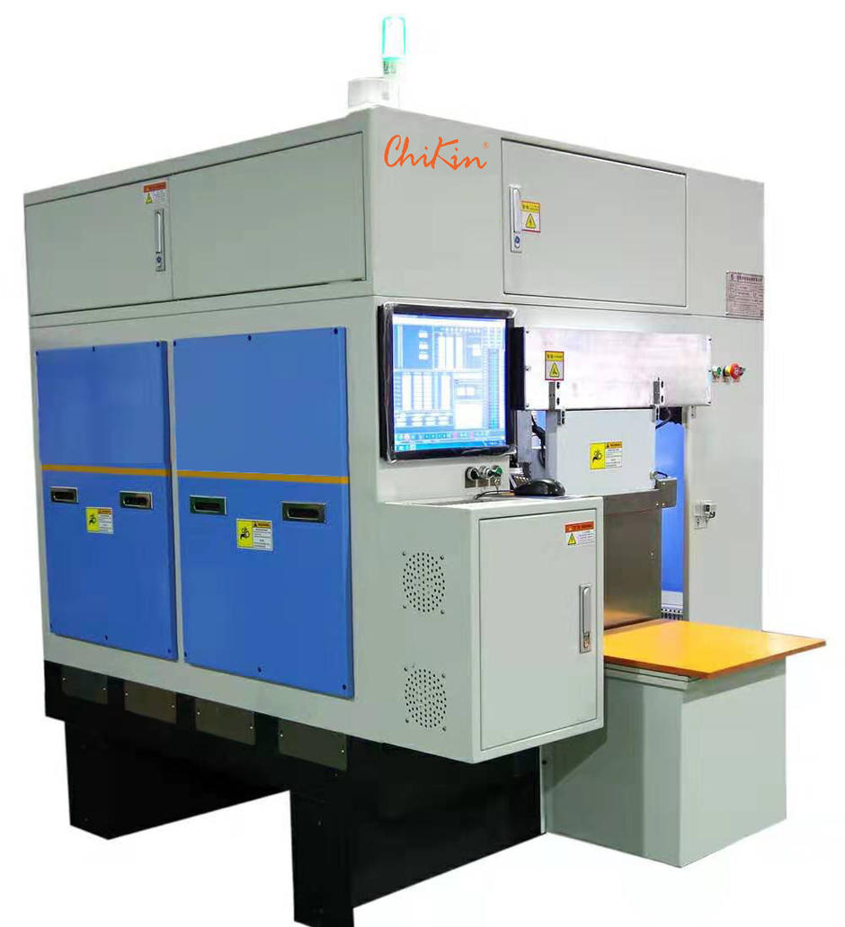 Eight cutter PCB CNC V Scoring Machine CK-5008F