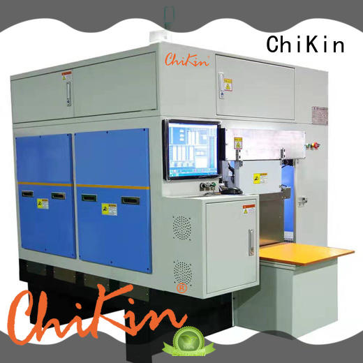 ChiKin automatic v grooving machine pcb for improving system performance