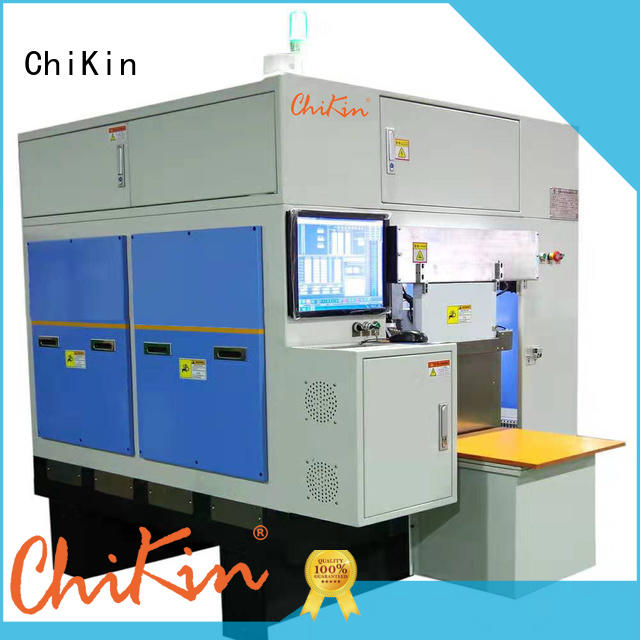ChiKin single pcb manufacturing greatly for improving the product quality