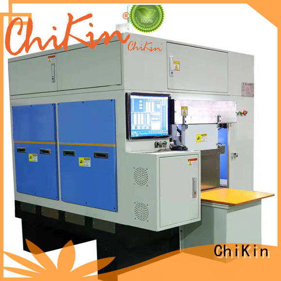 automatic v grooving machine greatly for improving the product quality ChiKin