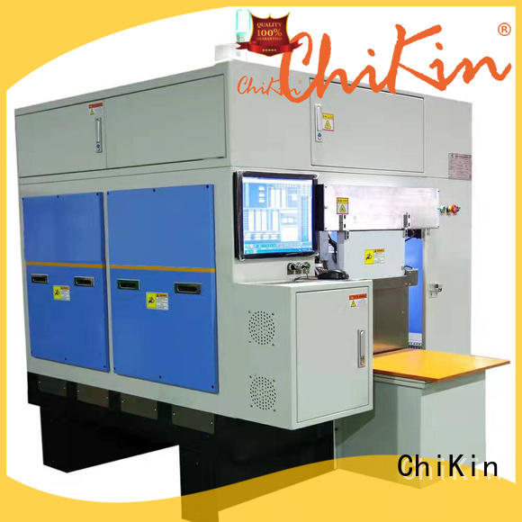 ChiKin cnc greatly for improving system performance