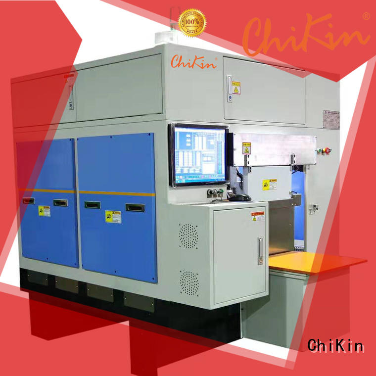 ChiKin pcb printer greatly for improving the product quality