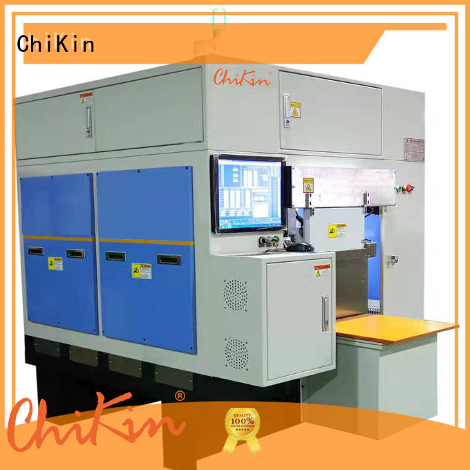 ChiKin automatic pcb manufacturing greatly for improving the product quality