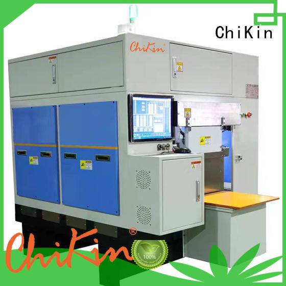 ChiKin automatic greatly for improving the product quality