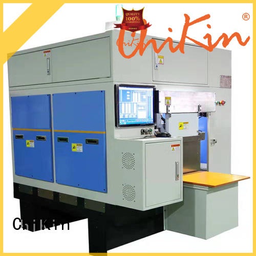 ChiKin automatic pcb printer greatly for improving the product quality