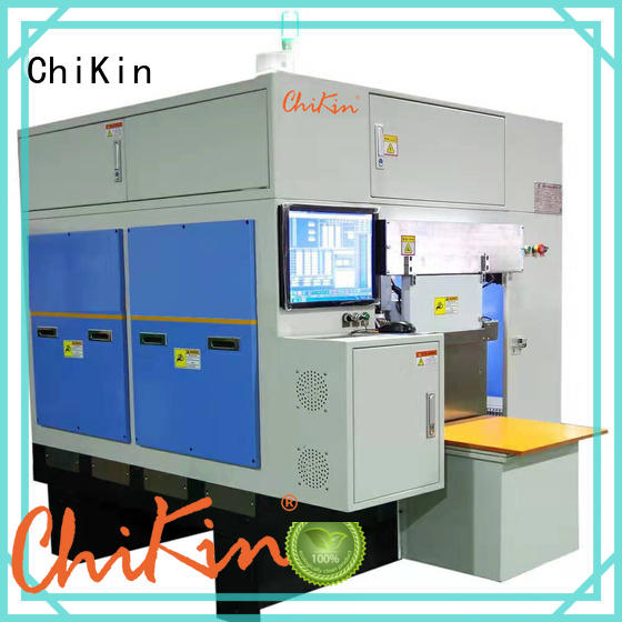 automatic v scoring machine machine greatly for improving the product quality