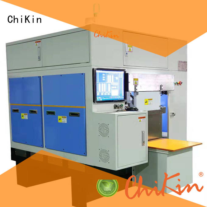 automatic circuit cutting machine greatly for improving the product quality ChiKin