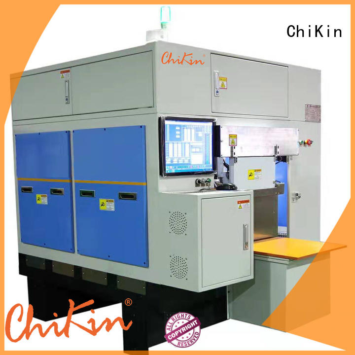 ChiKin automatic pcb printer greatly for improving system performance