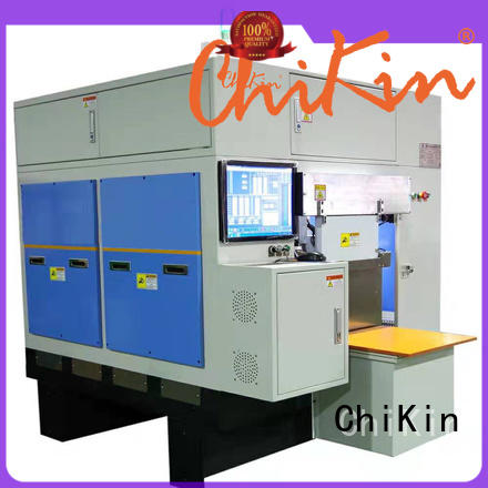ChiKin scoring pcb printer greatly for improving the product quality