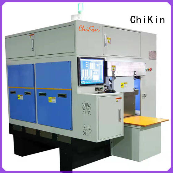 ChiKin automatic v scoring pcb greatly for improving system performance
