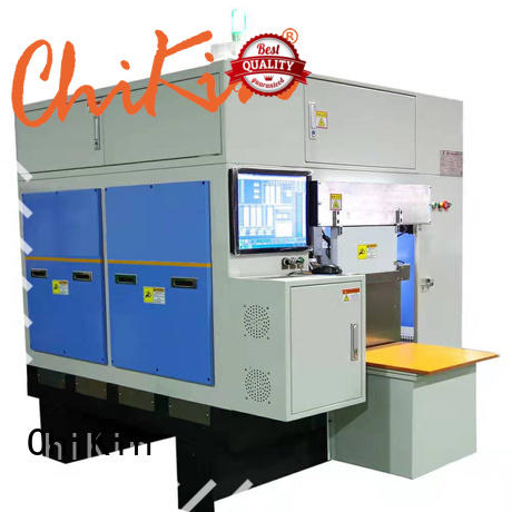 ChiKin automatic v scoring pcb greatly for improving the product quality
