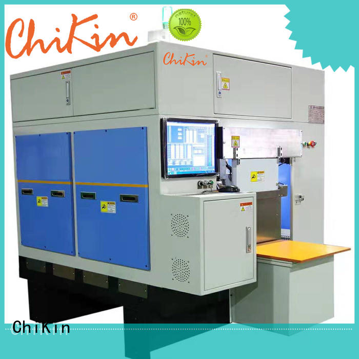 ChiKin scoring pcb printer greatly for improving system performance