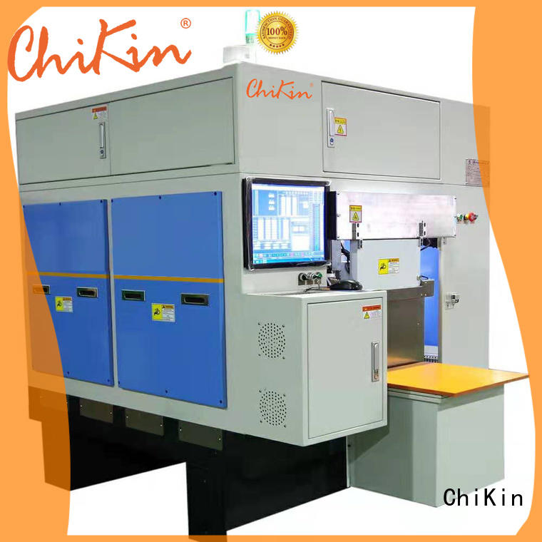 ChiKin v scoring machine greatly for improving system performance